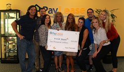 PayLease's 5th Annual Charity Golf Tournament Raises $10,000 for Fresh...