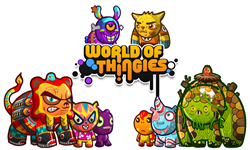 DeNA-world-of-thingies-animated