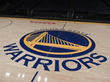 Oracle Arena's New Connor Sports Court for the Golden State Warriors