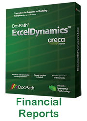 DocPath ExcelDynamics for Financial Reports