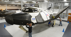 SNC's Dream Chaser spacecraft