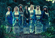 "Award Winning Women's Vocal Ensemble KITKA Performs Their Critically-Acclaimed & Wildly Popular  Holiday Program ""WinterSongs"" at the Osher Marin JCC on Dec. 12, 2015"