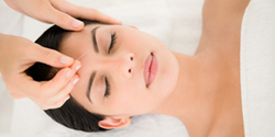 Ethos Spa offers acupuncture