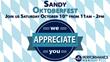 Sandy, UT Performance Mobility 2015 Oktoberfest