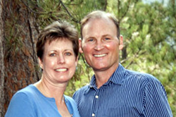 Dorothy and Mark Silvanic, the Owners of Home Care Assistance of El Paso County