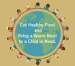 "World Food Day 2015 ""One Million Itadakimasu (or bon appetit!)"" Campaign -Aims to Promote Healthy Japanese Food and Provide 1 Million Meals to Children in Need-"