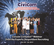 Civicom® Webinar to Feature CiviSelect™: Trust the Experts on Respondent Recruitment