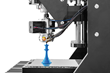 The CNC Piranha Fx 3-D printing module.