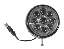30 Watt LED Spotlight that produces 2,700 lumens of light