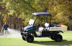 Ness Turf Equipment Expands Club Car Line with Carryall 1500