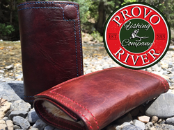 The Flyest Fly Fishing Wallet Launches on Kickstarter