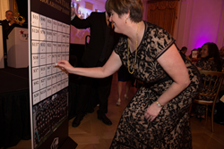 Dr. Carol Alexander participates in the Presidential Scholarship Dash at MBKU's Fifth Annual Gala & V-Awards.