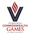 The new logo for the Virginia Commonwealth Games, presented by Liberty University, was revealed on Wednesday, Oct. 7, 2015.