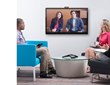 Polycom RealPresence Trio in the office