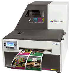 Afinia Label L801 Color Coffee Label Printer