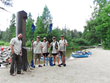 Veterans Reach Mid-Point Paddling the Mighty Mississippi