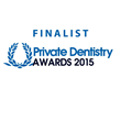 Private Dentistry Awards Finalist logo