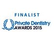 Private Dentistry Awards Finalist logo