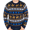 New Retro Humping Reindeer Sweater from Festified