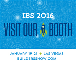 Marketing, communication and interactive agency will exhibit at the National Association of Home Builders (NAHB) International Builders' Show (IBS),