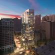 4 East Elm Luxury Condominium High-Rise in the Gold Coast Tops Off