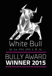 White Bull Summits Announces 2015 Bully Award Winners