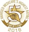 Essence Healthcare Awarded Medicare's Highest Rating