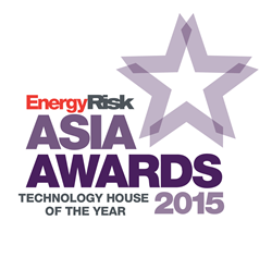 Aspect Wins Energy Risk Tech Award