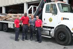 MD Fire Rescue at CGI Windows