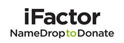 Name Drop to Donate Logo