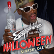 "Dennis Rodman to Host Sexy Halloween Party at Sapphire Las Vegas, ""The World's Largest Gentlemen's Club"" on Saturday, October 31st"