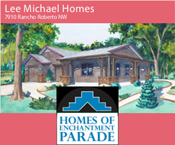 2015 Fall Parade of Homes Lee Michael Homes Entry