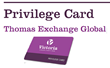 Thomas Exchange Global Partners with VBID to Give Preferential Exchange Rates to Victoria Privilege Cardholders