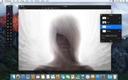 Pixelmator on El Capitan