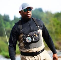 Navy veteran Chad Brown