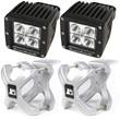 Rugged Ridge LED Light Kit with X-Clamps