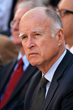 photo of California Governor Jerry Brown