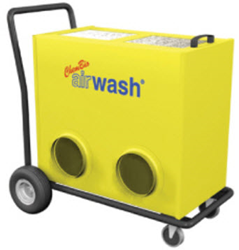 airwash, air scrubber, air cleaner, tce, trichloroethlene