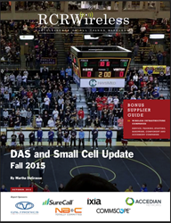 DAS and Small Cell Update 2015 - An Editorial Feature Report