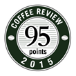 Coffee Review Gives 95 Rating to Ethiopian Jimma Agaro from Crimson Cup Coffee & Tea