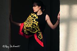 silk scarf, square scarf, luxury, fashion