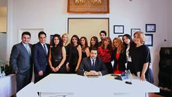 Arian Eghbali team at Enrich Financial