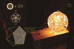 making a gorgeous pazo lamp