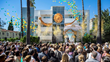 MORE THAN 1,500 SCIENTOLOGISTS GATHERED in Hollywood October 10 to celebrate the inauguration of the Golden Crest—a second new religious retreat opened in as many weeks to keep pace with the Church's unparalleled expansion.