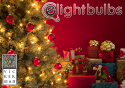 Vickerman and eLightBulbs partner to provide thousands of Christmas Lighting options