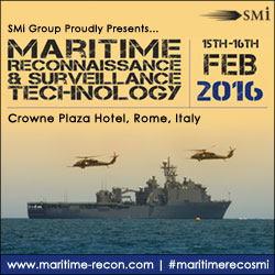 Maritime Reconnaissance and Surveillance Technology 2016, Rome, Italy