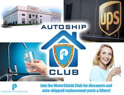 Water Shield Autoship Club