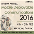 SMi Group announce the 9th annual Mobile Deployable Communications conference