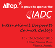 International Association of Defense Counsel Corporate Counsel College program cover