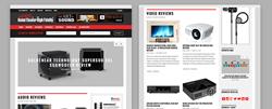 SECRETS Responsive Website Relaunch 2015
